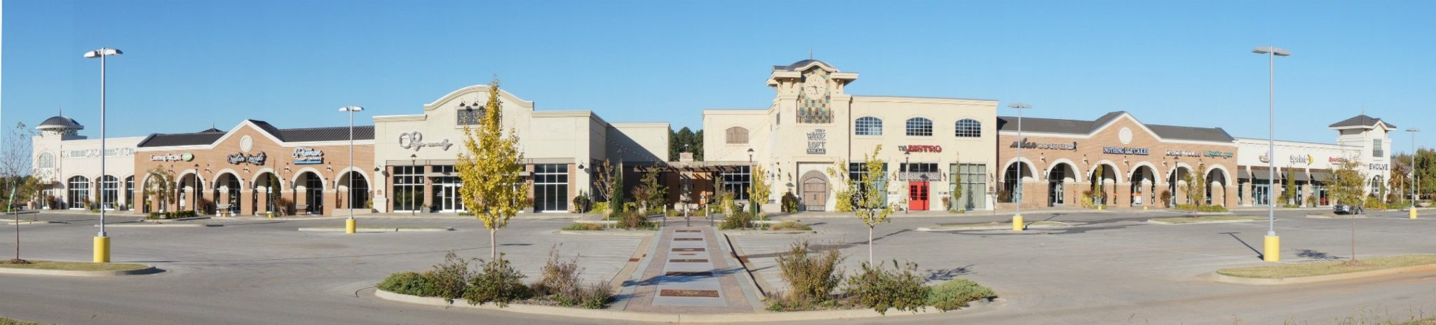 Sip, Savor, Shop and Stroll at The Vineyard on Memorial in Tulsa